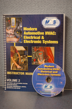 Modern Automotive HVAC: Electrical System Instructor Kit
