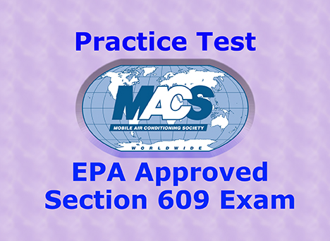 Section 609 Practice Exam English