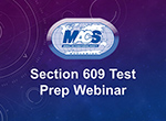 Section 609 Webinar